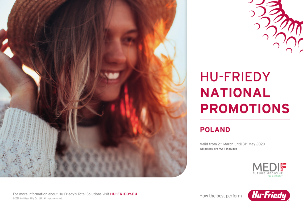 MEDIF Hu-Friedy National Promotions Poland