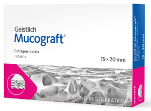 Matrix Geistlich Mucograft