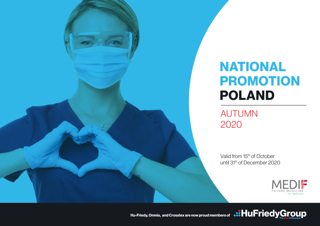 Hu-Friedy National Promotion Poland 2020