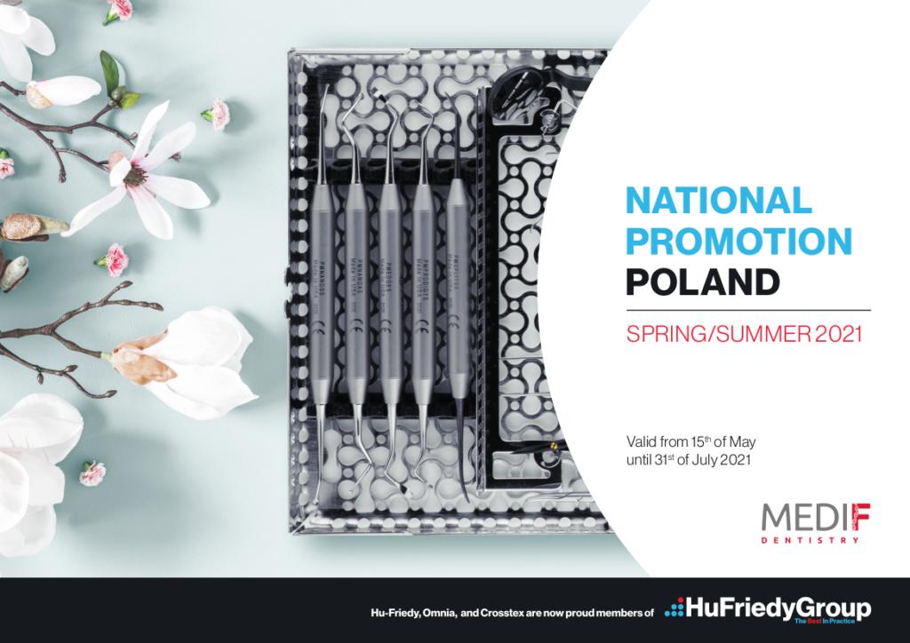 Hu-Friedy National Promotion Poland 2021